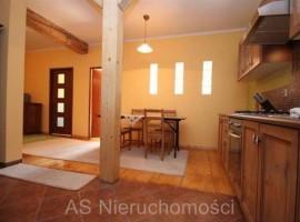 Mieszkanie 65m2, 3 pokoje, I piętro, Centrum__BARDZO ŁADNE__